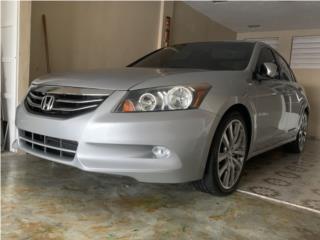 honda acord EX-L V6 2011$17.000 poco mill nuevo  , Honda Puerto Rico