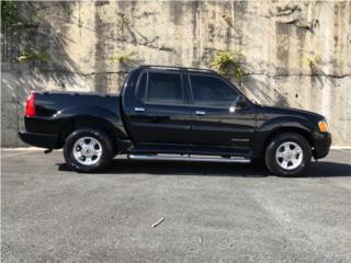 Sportrack, Ford Puerto Rico