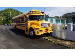 Guagua Escolar, International Puerto Rico