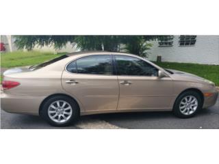 ES 330 33,000millas /GANGA/$8,900, Lexus Puerto Rico