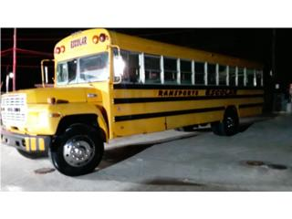Scholl bus, Ford Puerto Rico