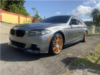 Bmw impecable 400hp 4.4L v8 550M, BMW Puerto Rico