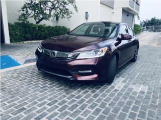 Regalo cuenta Honda Accord EX, Honda Puerto Rico