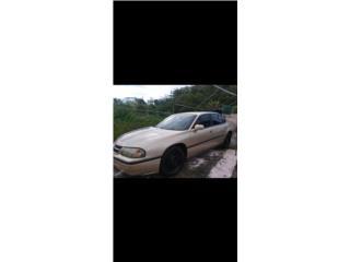 Chevrolet Impala 2000, Chevrolet Puerto Rico
