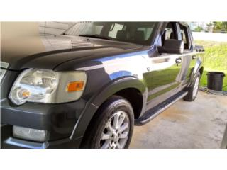 Ford Explorer SPORT track 2007, Ford Puerto Rico