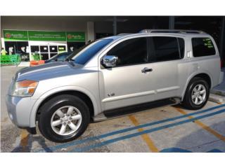 ARMADA SE 08..!60 MIL MILLAS ! $7800! FIJO!, Nissan Puerto Rico