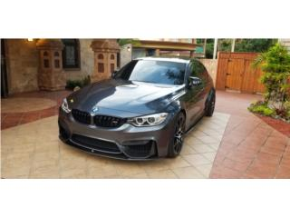 BMW M3 2017 Competition packg mucho equipo, BMW Puerto Rico