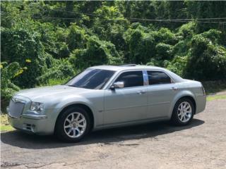 Chrysley 300 HMI 5.7, Chrysler Puerto Rico