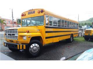 Scholl bus , Ford Puerto Rico