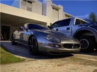 MASERATI CAMBIOCORSA, Maserati Puerto Rico