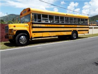 Ford scholl bus, Ford Puerto Rico