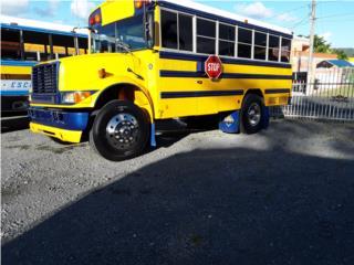 Inter scholl bus, International Puerto Rico