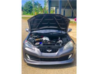 GÉNESIS 3.8 Twin turbo , Hyundai Puerto Rico