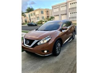 Murano 2015 SL, Nissan Puerto Rico