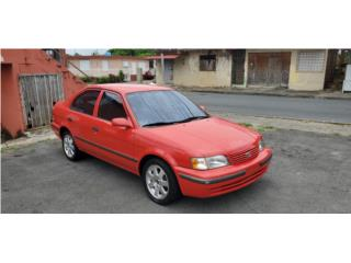 Tercel 1999 $2500 omo, Toyota Puerto Rico