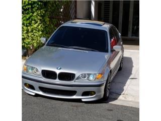 Bmw e46 330i 2003, BMW Puerto Rico