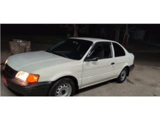 S.v toyota tercel 99 aut, Toyota Puerto Rico