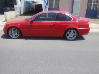 BMW 330 ci standar, BMW Puerto Rico