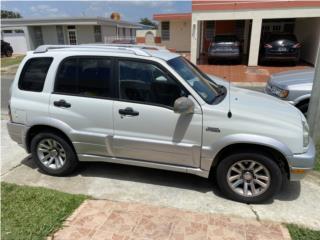 Grand Vitara 2004, Suzuki Puerto Rico