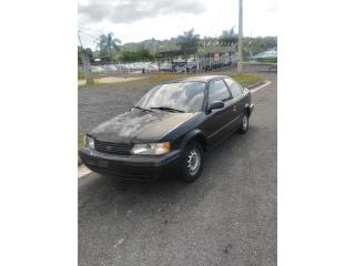 Toyota tercel 99, Toyota Puerto Rico