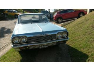 64 impala SS.exc;.cond., Chevrolet Puerto Rico