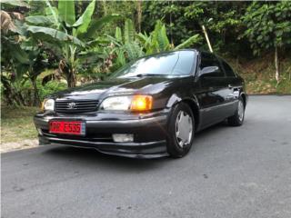 Toyota tercel 1999, Toyota Puerto Rico