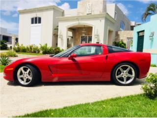 Corvette C6 3LT y Z51-LS2- $24,495 Negociable, Chevrolet Puerto Rico