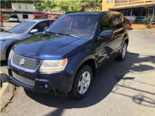 Granvitara 4cilind 4x4 (2009), Suzuki Puerto Rico