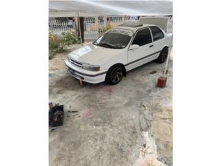 Toyota tercel 1994, Toyota Puerto Rico