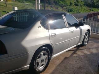 Impala Ls 2000, Chevrolet Puerto Rico