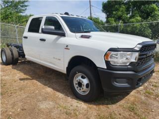 Ram 3500 Chassis 2020 4Pts 4x4, RAM Puerto Rico