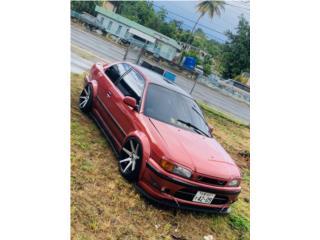 Toyota Tercel 97 std 4,000, Toyota Puerto Rico
