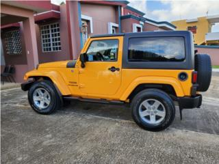 Jeep Wrangler 13, Jeep Puerto Rico