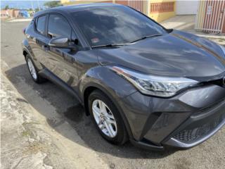 Toyota C-HR 2020 se regala cuenta, Toyota Puerto Rico