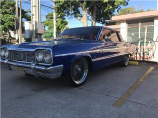 Impala 1964 nítido $10,000, Chevrolet Puerto Rico