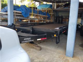 Plataforma 25 pies 7 tons, Equipo Construccion Puerto Rico