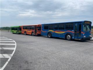 Gillig bus , American Coach Puerto Rico
