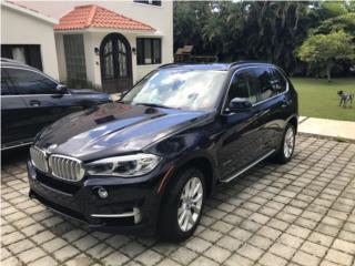 BMW x5. 2016. e drive. 31,600 millas. , BMW Puerto Rico