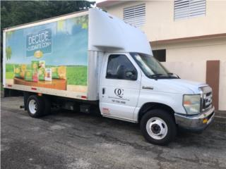 Ford e350 2010 diesel, Ford Puerto Rico