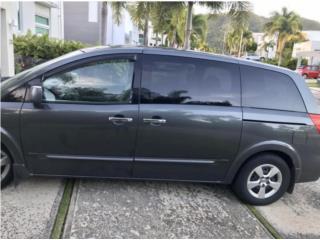 Minivan Nissan Quest, Nissan Puerto Rico