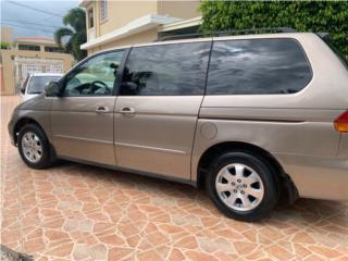 Honda Odyssey 2003 ganga, Honda Puerto Rico