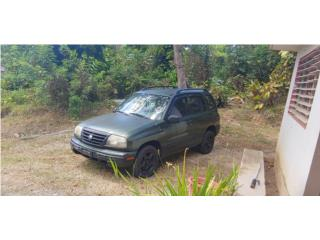 Vitara del 2000 tranmision patina 2da, Suzuki Puerto Rico