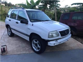 Vitara 2002 4cil, Suzuki Puerto Rico