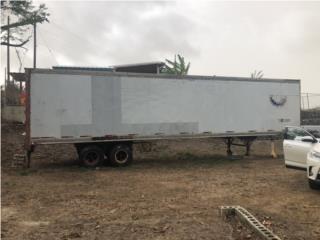 Vagón de Acero/ Trailer, Otros Puerto Rico