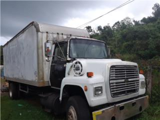 Ford Truck L8000, Ford Puerto Rico