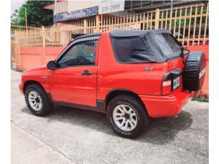 Vitara convertible de show , Suzuki Puerto Rico