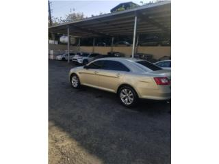 Ford Taurus, Ford Puerto Rico
