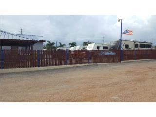 Camper area, Trailers - Otros Puerto Rico