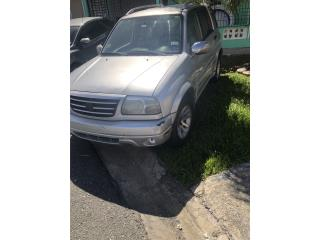 Suzuki Grand Vitara, Suzuki Puerto Rico