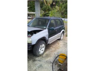 Gran Vitara 2001, Suzuki Puerto Rico